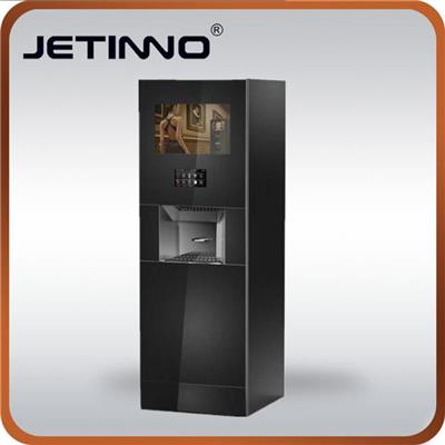Fully Automatic Espresso Tea And Coffee Vending Machine