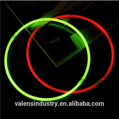 Hot Sell Fashion Glow In The Dark Stick Necklace/Necklet For Bar/concert/party/Wedding/Event
