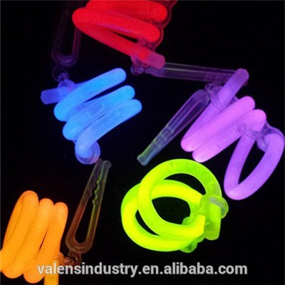 Funny And Easy Handling Glow In The Dark Spiral Earrings For Party|Festival|Dance|Concert|Camping|Bar|Game|Wedding
