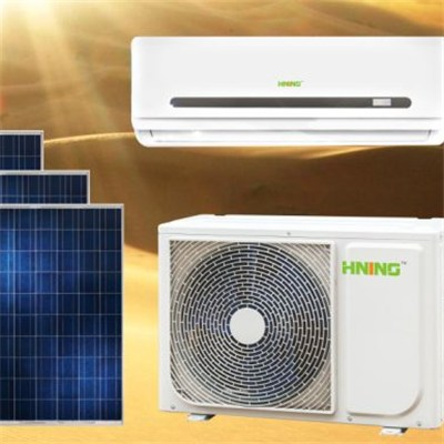 ACDC Tropical T3 Solar Air Conditioner Wall Split Type