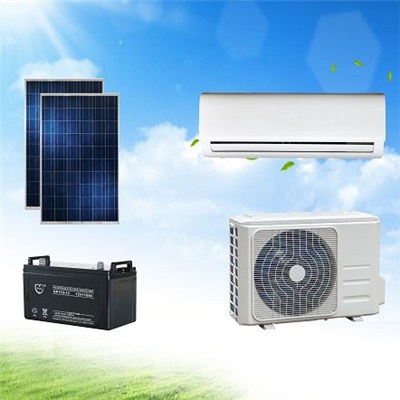 Off Grid DC Solar Air Conditioner for Desert Best Selling