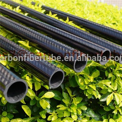 25.4mm and 26mm Carbon Fiber Round Spearfish Tubes Light Weight
