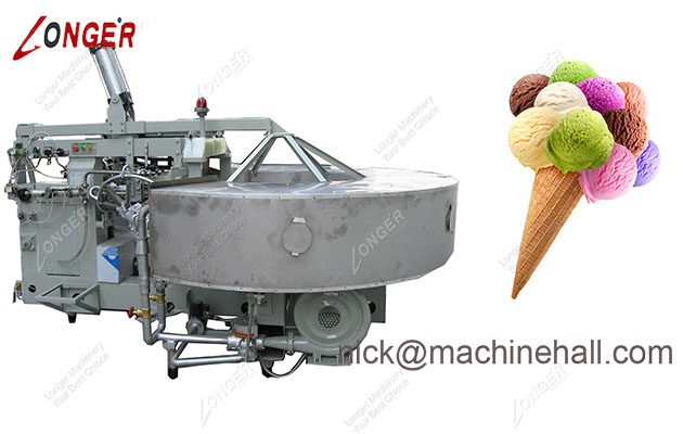 ICE CREAM CONE BAKING MACHINE 2400pcs/h