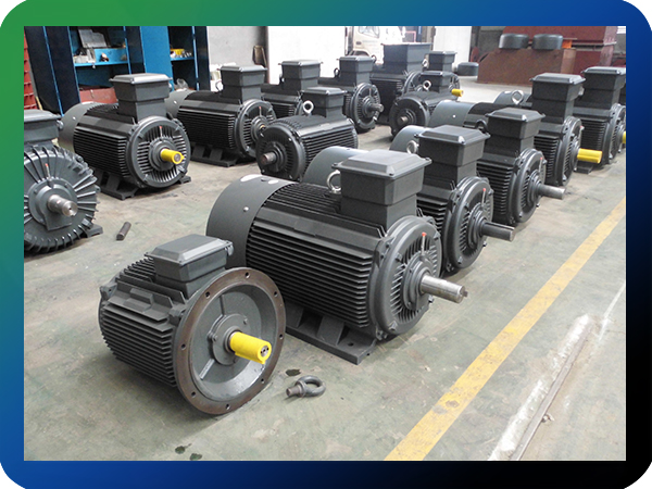200KW 440v 60hz electric motor made in China