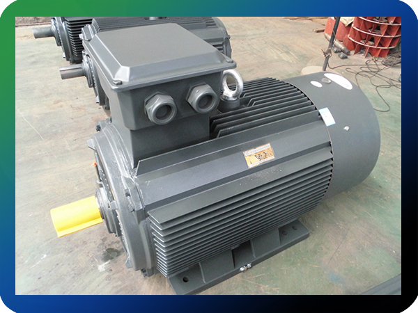 YE2 660V 220KW high efficiency energy saving motor for crusher