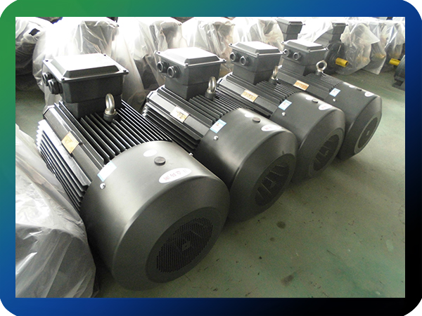 75KW 440V 60Hz B5 three phase electric motor for pump