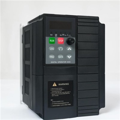 Vector Control Three Phase 50/60hz 0.75kw Inverter 380v