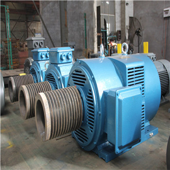 3.3kv 132KW electrical motor IP23 in China