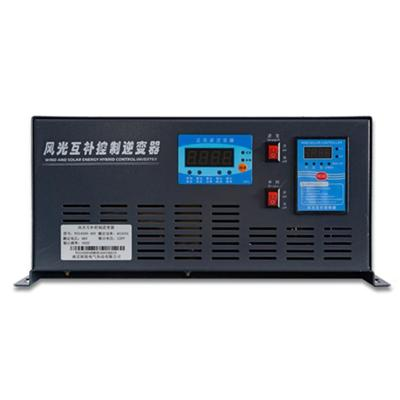 Hybrid 48v Wind Solar Controller And Inverter Intergrated