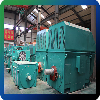 6kv 500KW electrical motor IP23 740rpm for fan