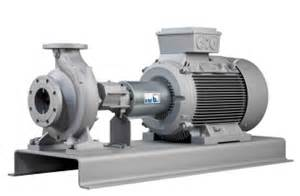 KSB ETANORM SYT Thermal Oil Pump