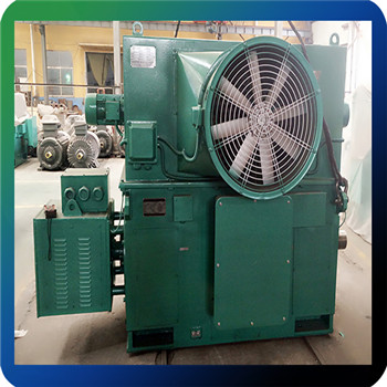 YRKK rotor winding motor 1120kw IP54 made in China