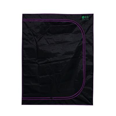 Green Fllm 100% Top Friendly PEVA Grow Tents For Marijuana With 210D Fabric/mylar Material/steel/120x60x150cm