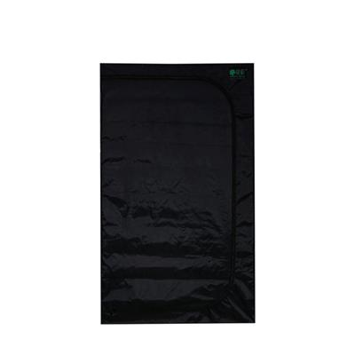 Green Fllm Complete 100% Top Friendly PEVA Small Hydroponics Grow Tent Packages Kits With 210D Fabric/steel/120x120x200cm
