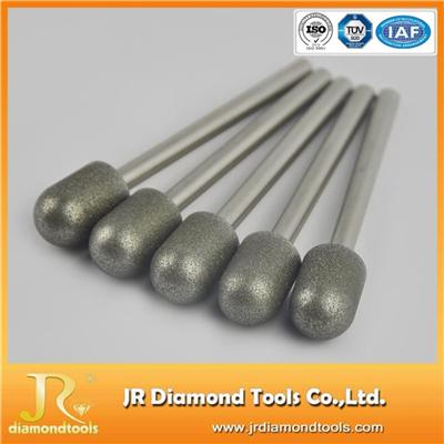 Electroplated Diamond And Mounted Internal CBN ID Grinding Wheels