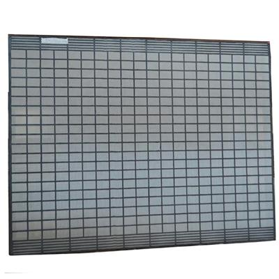 Shaker Screens That Combine Multiple Mesh Sizes With Composite Frame Technology