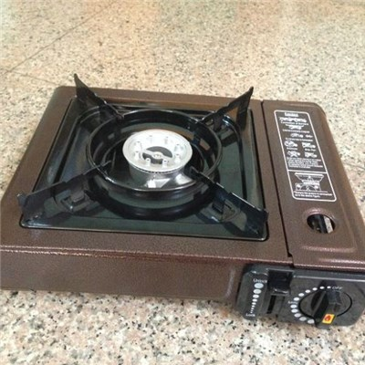 Portable Gas Cooker And Portble Butane Gas Cooker For Outdoor Or Indoor For Camping Use And Fishing And Travel Use