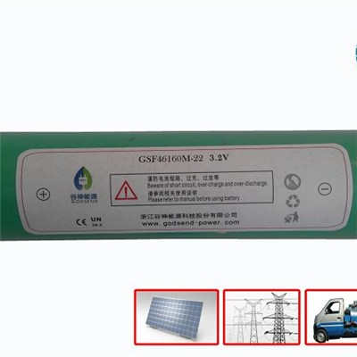 Rechargeable High Temperature 3.2V LFP Battery for Truck/ Tricycle/Ebike/Marine/Car