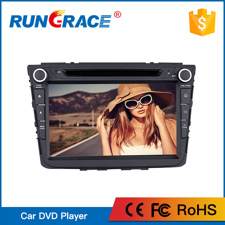 RUNGRACE Android 6.0 car dvd player For Hyundai ix25/creta