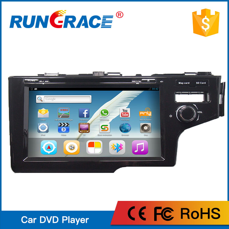 For Honda Jazz 9'' Android 6.0 with Bluetooth/WIFI/GPS Car radio