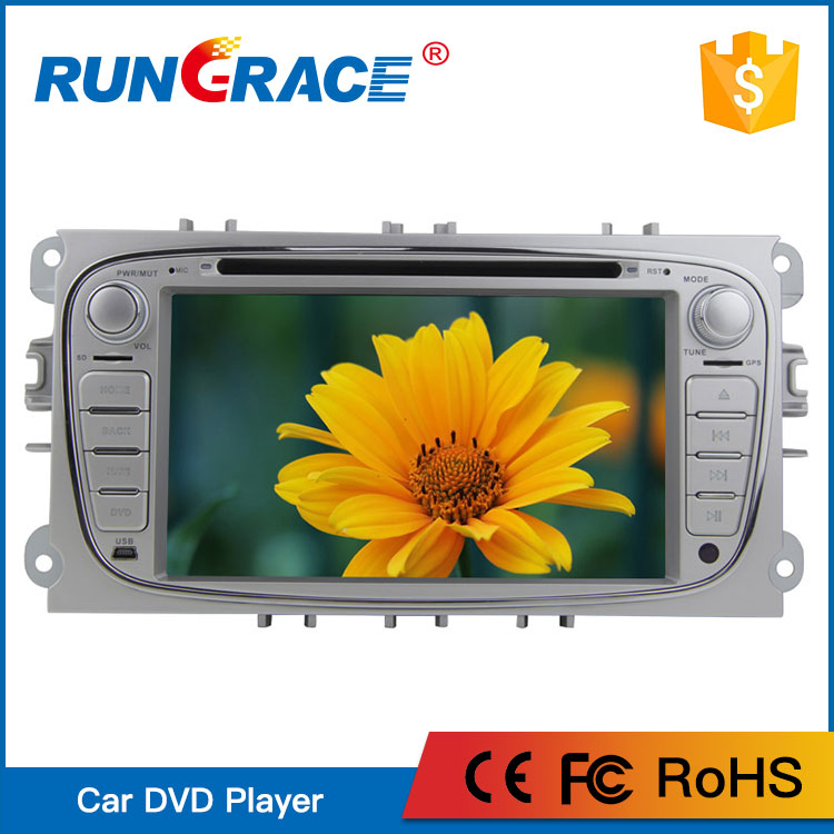 Wholesale 2 din auto car radio car dvd for For Ford Focus
