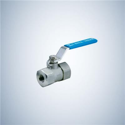 NPT 1 Piece Threaded Ball Valve