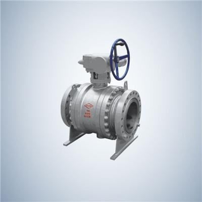 16 Inch Cast Steel Trunnion Ball Valve