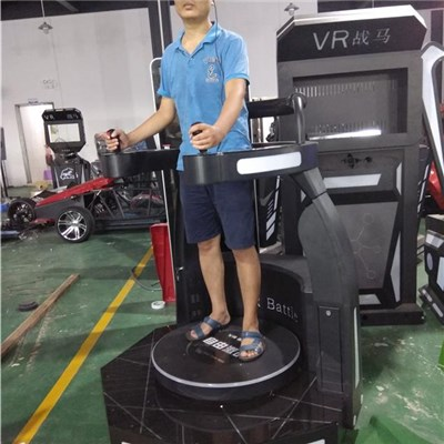 Easyfun Latest 9D VR Machine 360 Degree Rotation Sitting And Standing VR Battle