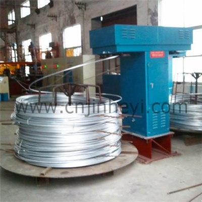 Continuous Casting Zinc Clad | Coated Steel Wire Strand | Rod