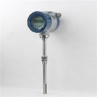 Thermal Mass Flow Meter For Measuring Gas With Stable Performance