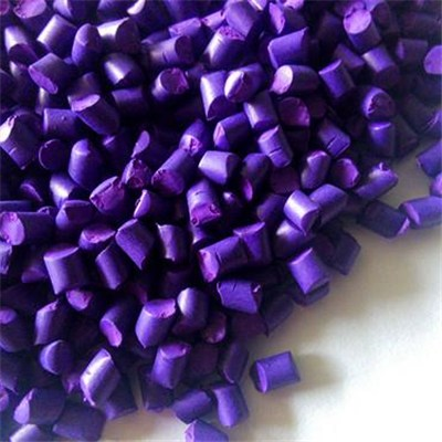 Purple Masterbatch With Hot Price And High Quality