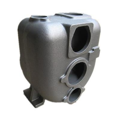 ASTM A356 Ductile Iron Casting Process Cast Iron Car Parts Supplier