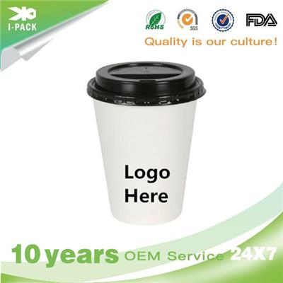 Disposable 12 Oz Coffee Cups Bulk With Lids