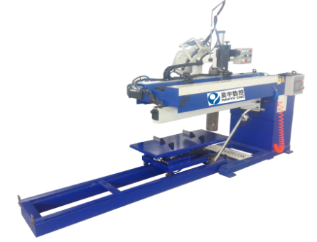 Lontitudinal Seam Welding Machine