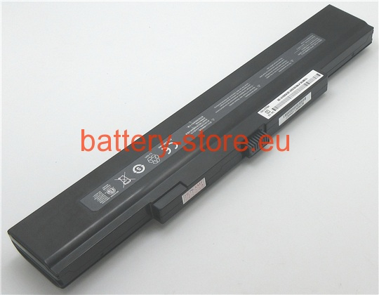 HASEE MT50-3S4400-S4S6 10.8V 4400mAh Notebook battery