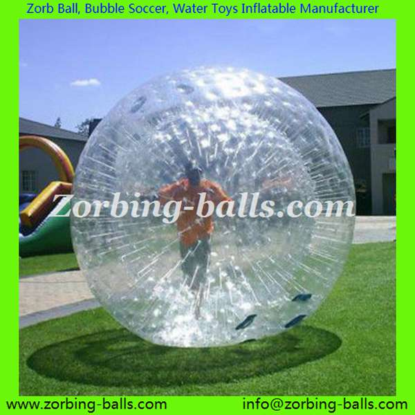 Zorb Ball Football Bubble Soccer Bumper Human Hamster Water Walking Roller Body Zorbing