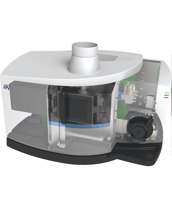 ICP5000 Inductively Coupled Plasma Optical Emission Spectrometry