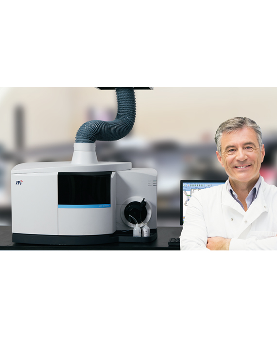 ICP5000 Induced Coupled Plasma (ICP) AES Spectroscopy