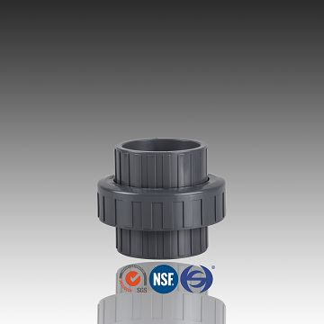 Convenient SCH 80 PVC Union ,2 Inch ,4 Inch Pipe Fitting