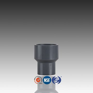 Up To 12 Inch SCH 80 PVC Reducers Coupling For Pipe