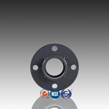 SCH 80 PVC One Piece Flange,4 Inch Normal Size