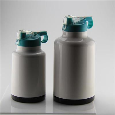 64OZ Double Wall PP Vacuum Water Bottle Recycle Water Bottle Good Quality Pitcher
