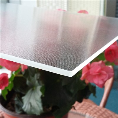 Ultra Clear Patterned Solar Glass