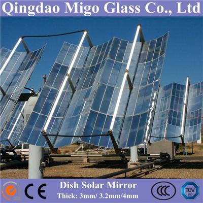 Power Parabolic Dish Solar Mirror Manufacturer
