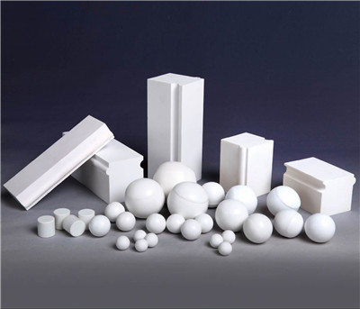 high /medium 92%/70% alumina  ceramic lining bricks