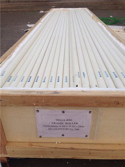 high temperature industrial alumina ceramic tube