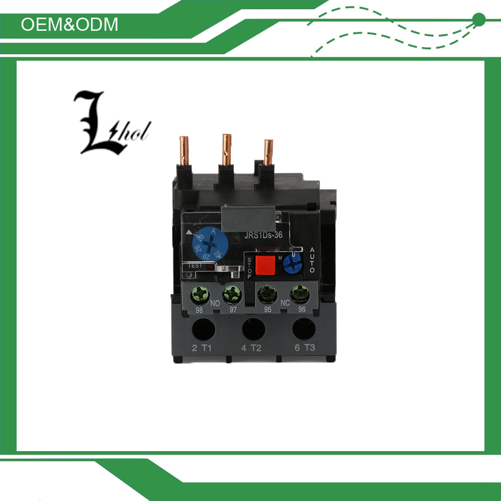 CE Certified Hot-sell Delixi JRS1Ds electric power relay for thermal protection