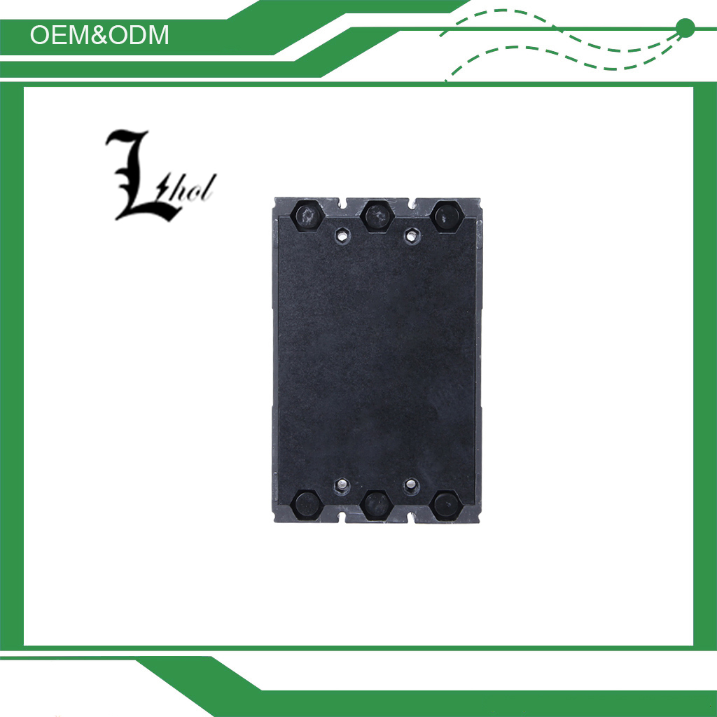 Popular Delixi CDM3 Moulded Case Circuit Breaker from Chinese Manufacturer with Good Price and Quality