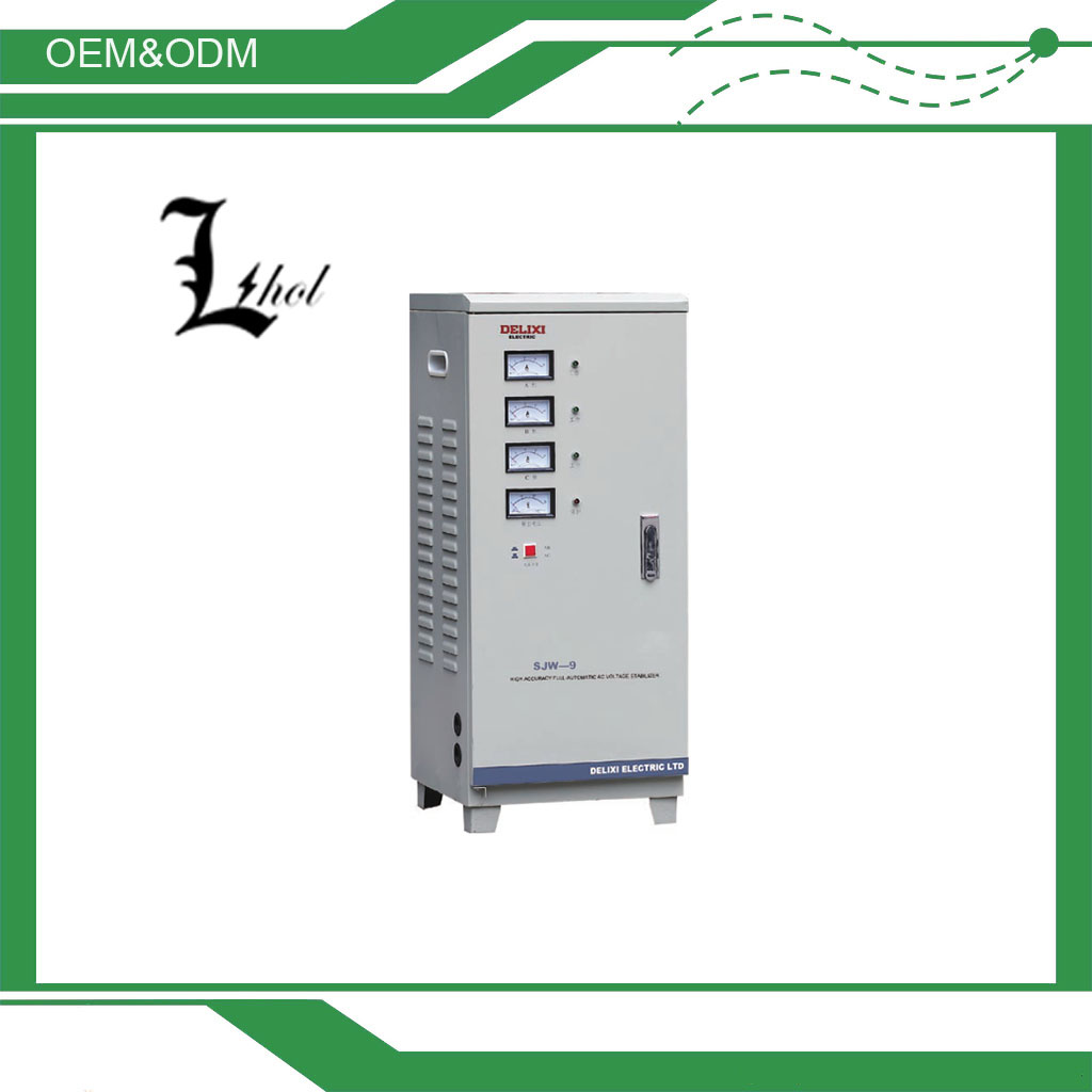 Qualified and Cheap Delixi SJW AC Electrical Voltage Stabilizer