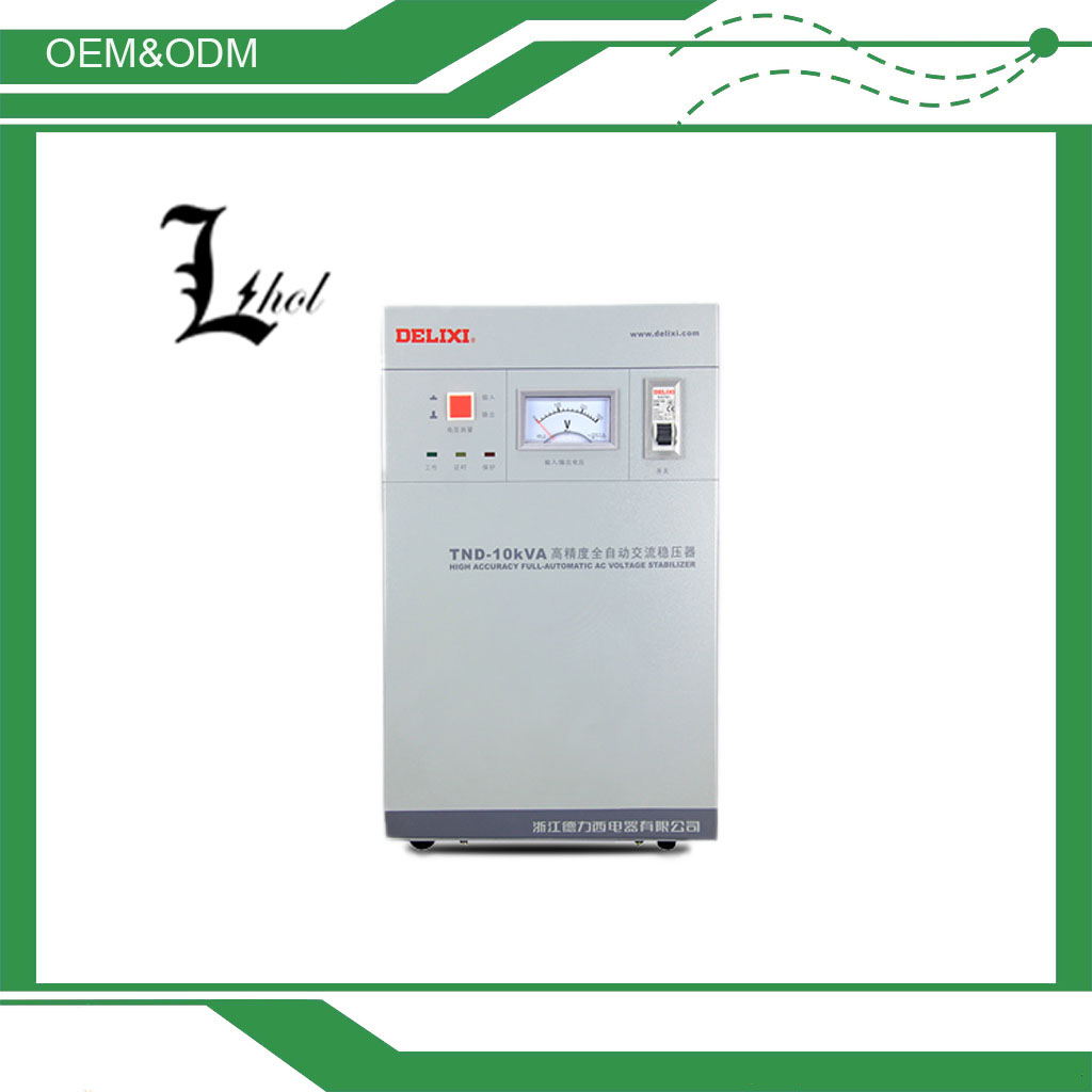 best quality lowest price Delixi TND(SVC) avr automatic voltage regulator